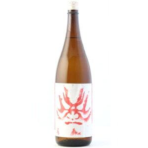 ☆【日本酒】百十郎(ひゃくじゅうろう)大辛口純米赤面(あかづら)1800ml