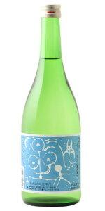 ☆【日本酒/夏酒】諏訪泉(すわいずみ)純米吟醸満天星(まんてんせい)そら生酒720ml※クール便発送