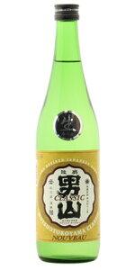 ☆【日本酒/しぼりたて】陸奥男山(むつおとこやま)CLASSIC普通酒ヌーボー生720ml※クール便発送
