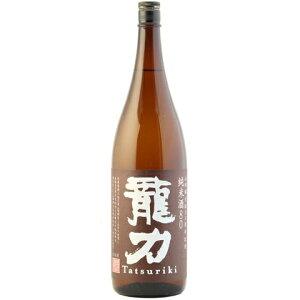 ☆【日本酒】龍力(たつりき)純米801800ml
