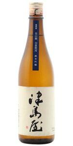 ☆【日本酒ひやおろし】津島屋(つしまや)純米吟醸信州産美山錦瓶囲い720ml※クール便推奨