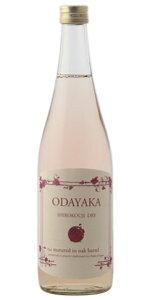 ☆【日本酒】穏(おだやか)白麹純米生詰オーク樽720ml※クール便発送