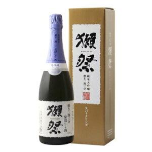 ☆・【日本酒】獺祭(だっさい)発泡にごり酒磨き二割三分720ml※クール便発送