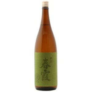 ☆【日本酒】春霞(はるかすみ)純米吟醸緑ラベル火入1800ml