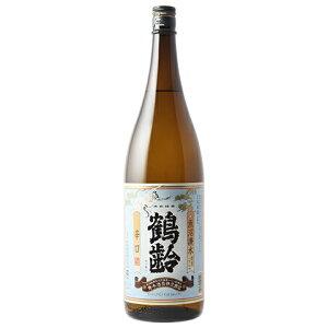 ☆【日本酒】鶴齢(かくれい)特別純米五百万石寒熟1800ml