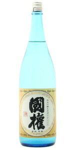☆【日本酒/しぼりたて】国権(こっけん)純米吟醸生原酒うすにごり1800ml※クール便発送
