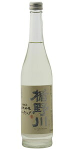 ☆【スパークリング日本酒】楯野川(たてのかわ)試験醸造純米大吟醸スパークリング500ml※クール便発送