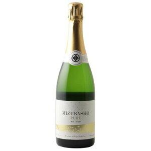 ☆【スパークリング日本酒】水芭蕉(みずばしょう)ピュアMizubashoPure瓶内二次発酵720ml