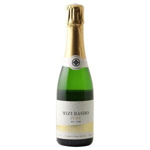 ☆【スパークリング日本酒】水芭蕉(みずばしょう)ピュアMizubashoPure瓶内二次発酵360ml
