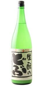 ☆【日本酒】生もとのどぶ純米にごり10号28BY1800ml