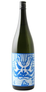 ☆【日本酒/夏酒】百十郎(ひゃくじゅうろう)純米吟醸青波BlueWave1800ml