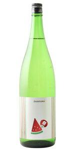 ☆【日本酒/夏酒】琵琶のささ浪(びわのささなみ)純米酒夏1800ml