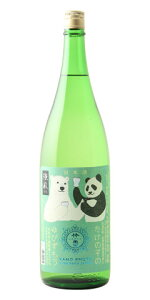 ☆【日本酒】たけのその純米吟醸強敵と書いて友と読むゆびずもう1800ml