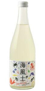 ☆【スパークリング日本酒】富久長(ふくちょう)スパークリング純米酒海風土シーフード500ml※クール便発送