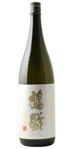 ☆【日本酒】鶴齢(かくれい)純米吟醸愛山雪室貯蔵1800ml