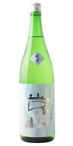 ☆【日本酒】常山(じょうざん)夏純米吟醸超辛1800ml
