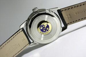 スイス製Longines【ロンジン】コンクエスト・ヘリテージ自動巻き腕時計/正規代理店商品/送料無料/クラシック/ケース直径約35ミリ