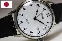 琺瑯×渡辺力SEIKO【セイコー】PRESAGE【プレサージュ】自動巻き腕時計/日本製/MadeinJAPAN/SARX027