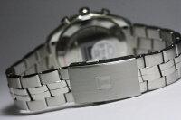 スイス製Tissot【ティソ】PR100クォーツ・クロノグラフ腕時計T101.417.11.071.00