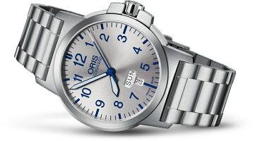 スイス製ORIS【オリス】BC3Advanced【BC3アドバンス】42デイデイト自動巻き腕時計/メンズウォッチ/正規代理店商品
