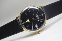 【35ミリ】ドイツ製Junkers【ユンカース】Bauhaus【バウハウス】クォーツ腕時計/ボーイズサイズ・デザインウォッチ