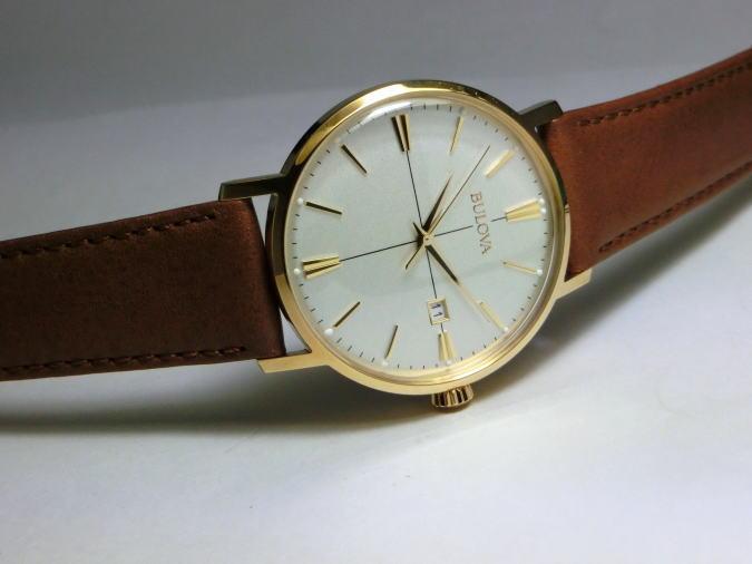 復刻デザイン!BULOVA【ブローバ】AEROJET【エアロジェット】クォーツ腕時計/正規代理店商品