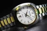 BULOVA【ブローバ】ACCUTRON2【アキュトロン】TVScreen【テレビスクリーン】クォーツ腕時計