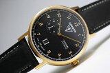 ドイツ製Junkers【ユンカース】EISVOGELスモールセコンド自動巻き腕時計/デザインウォッチ/正規代理店商品