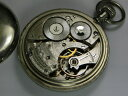 【中古】1920〜21年のアメリカ製WALTHAM【ウォルサム】手巻きポケットウォッチ鉄道時計/懐中時計 3