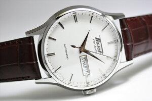 スイス製Tissot【ティソ】VISODATEヘリテージ自動巻き/腕時計/正規代理店商品