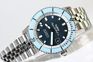 スイス製ZODIACゾディアックSuperSeaWolf53シーウルフ自動巻き腕時計BACKTOBASICS正規代理店商品メンズウォッチ