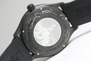 スイス製BALLWATCH【ボール・ウォッチ】Volcanoヴォルケーノ自動巻き腕時計/クロノメーター/カーボン/耐磁性/ミューメタル/並行輸入商品