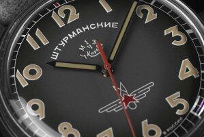 限定500本!ロシアのSTURMANSKIE【シュトルマンスキー】ガガーリン着用復刻モデル/アニバーサリーモデル/メテオライト/手巻き腕時計