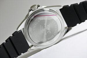 ヴィンテージ・デザインのVAGUEWATCHCo.【ヴァーグ・ウォッチ・カンパニー】DIVER'SSON【ダイバーズサン】腕時計/ケース直径約36ミリの小さめクォーツダイバー/送料無料/男女兼用/ボーイズサイズ