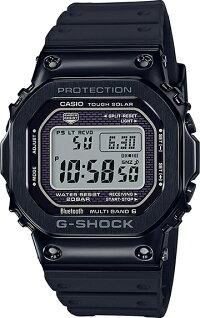 CASIO【カシオ】G-SHOCKフルメタルBluetooth搭載電波ソーラー【GMW-B5000-1JF】腕時計/スピードモデル/国内正規流通商品