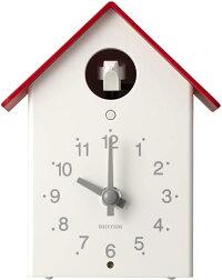 オシャレな鳩時計/ふいごカッコーミズイロ/リズム時計/カッコークロック/掛け時計/置き時計/インテリア/