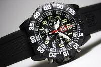 限定の赤針!スイス製LUMINOX【ルミノックス】NAVYSEAL【ネイビーシール】レッドハンド・ダイブウォッチ200m防水/腕時計