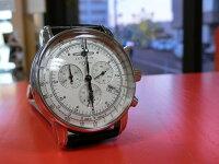 ドイツのZEPPELIN【ツェッペリン】クロノグラフ腕時計76801ツェッペリン号生誕100周年記念モデル