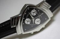 【新品】HAMILTON【ハミルトン】VENTURAベンチュラ・クロノグラフ腕時計【正規代理店商品】