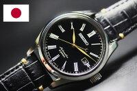 「漆」をダイヤルに用いたSEIKO【セイコー】PRESAGE【プレサージュ】自動巻き腕時計/日本製/MadeinJAPAN/SARX029