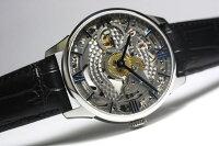 スイス製Tissot【ティソ】ChemindesTourelles【シャミン・ドゥ・トゥレル】スケルトン手巻き腕時計/正規代理店商品