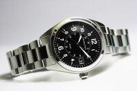 Hamiltonハミルトンカーキフィールド・クォーツ腕時計ミリタリーウォッチH68551933
