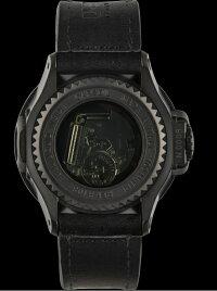 イタリア製U-BOAT【ユーボート】CAPSOILDLC【カブセルDLC】特殊オイルを使ったユニークなクォーツ腕時計/正規代理店商品