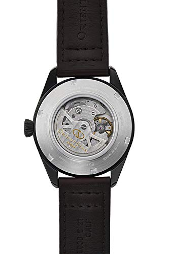 日本製ORIENT【オリエント】オリエントスタースポーツ自動巻き腕時計/パワーリザーブ搭載/アウトドア/パイロットミリタリー・デザイン