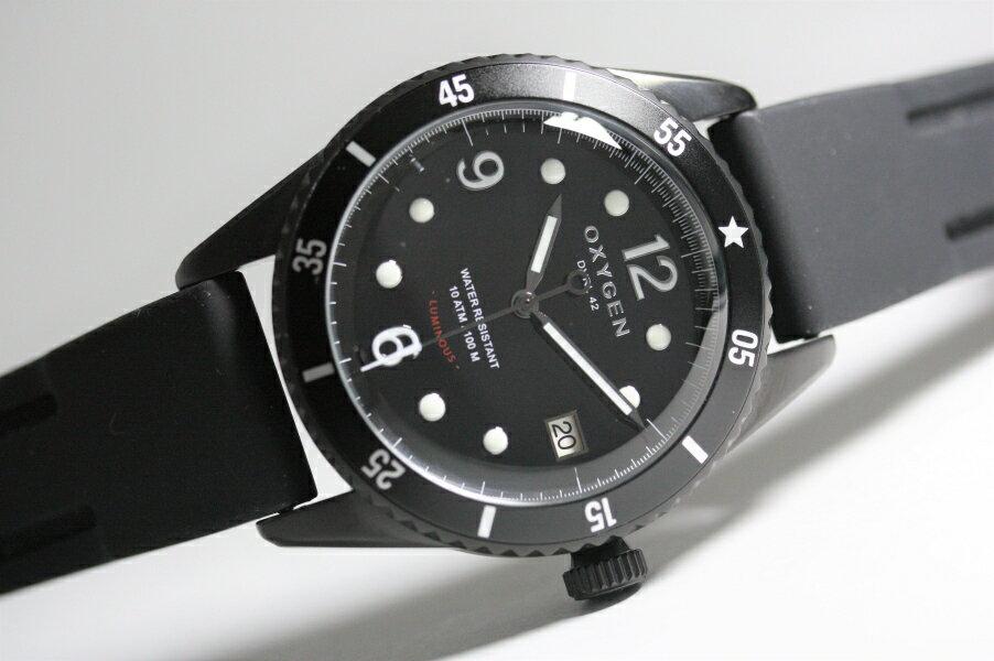 腕時計, 男女兼用腕時計 888OXYGENDiver 42 Bengal100m