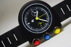 ニューヨーク近代美術館永久保存デザイン!フランスのLIP【リップ】マッハ2000クロノグラフ・デザインウォッチ腕時計