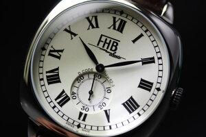 FHBClassicデザインウォッチクッション型ケース採用腕時計角形ケースクッション型ケース男性用腕時計海賊とよばれた男鈴木亮平さん着用モデル国内正規商品F901-SWR