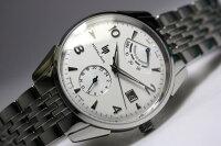 フランスのLIP【リップ】HIMARAYA【ヒマラヤ】パワーリザーブ搭載自動巻き腕時計