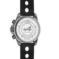 スイス製Tissot【ティソ】Alpineクォーツ・クロノグラフ腕時計/メンズウォッチ/正規代理店商品