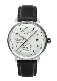流通限定のドイツ製IRONANNIE【アイアン・アニー】Bauhaus【バウハウス】100周年記念パワーリザーブ搭載自動巻き腕時計/メンズウォッチ/正規代理店商品/Junkersユンカース